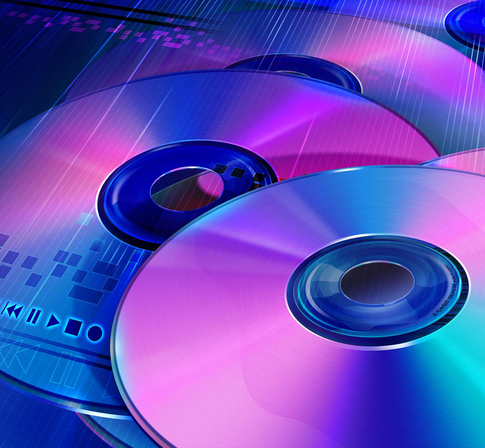 CD & BLU-RAY DUPLICATION